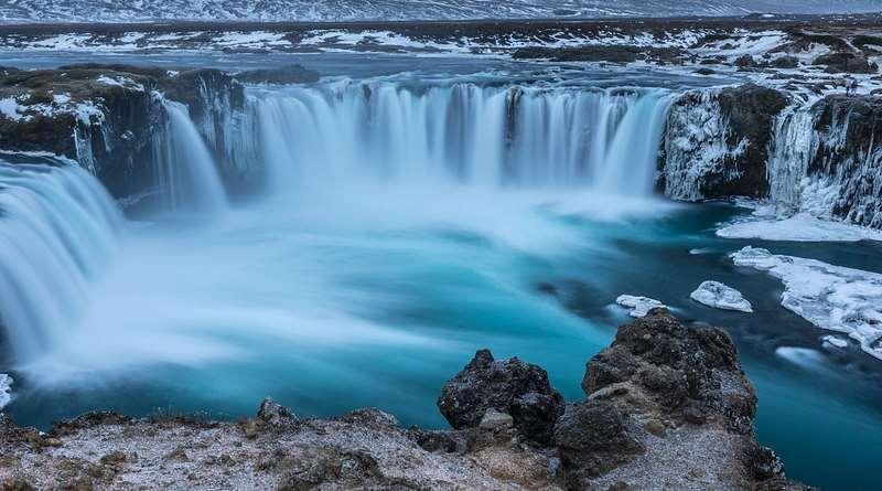 islandijos grožis