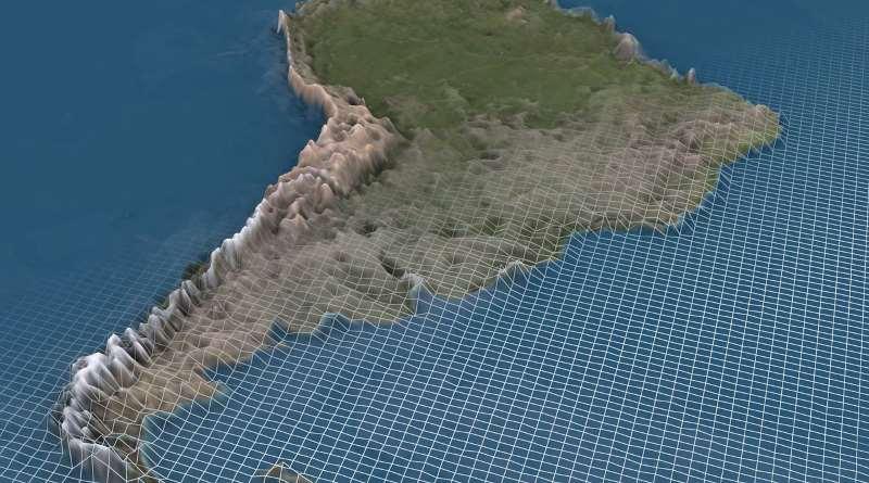 PrecisionHawk žemėlapių sudarymas