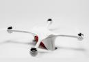 Matternet dronas pristato mėginius tarp ligoninių